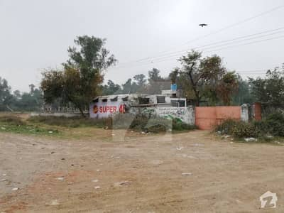 15 Kanal Commercial Land Is Available For Sale In Main Gt Road Gujranwala