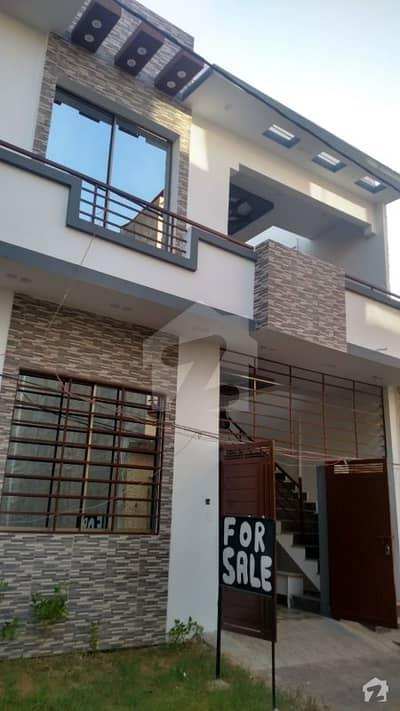 گلشنِ معمار - سیکٹر آر گلشنِ معمار گداپ ٹاؤن کراچی میں 4 کمروں کا 5 مرلہ مکان 1.3 کروڑ میں برائے فروخت۔