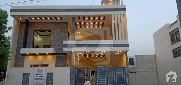 Stylish & Beautiful Looking Double Story Bungalow For Sale,