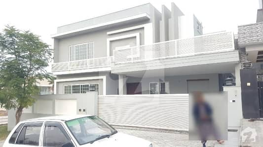 Sector C  Kanal Double Storey Full House For Rent