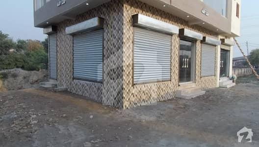 3 Marla Brand New Commercial Building For Sale On Main Gt Road Quaid E Azam Interchange Lahore