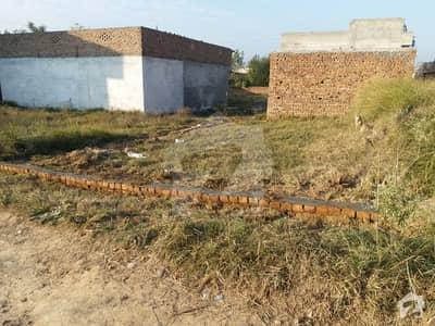 چکری روڈ راولپنڈی میں 4 مرلہ رہائشی پلاٹ 10 لاکھ میں برائے فروخت۔