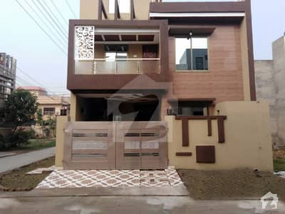 5 Marla Brand New House For Sale In B Block Of Al Rehman Garden Phase 2 Lahore
