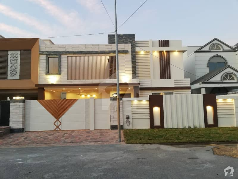 1 Kanal House For Sale DC Colony - Chenab Block