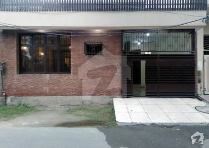 D Block Faisal Town Facing Park 7.5 Marla Double Storey House  For Sale
