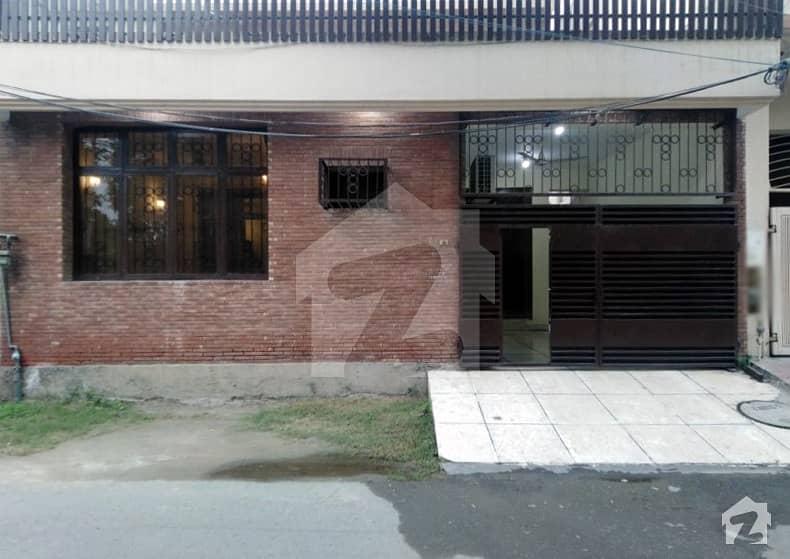 D Block Faisal Town Facing Park 7.5 Marla Double Storey House  For Sale