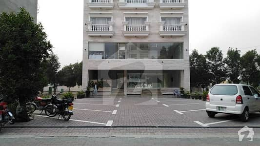 420 Sq Feet Brand New Fully Furnished Apartment For Sale In Quaid Block Of Bahria Town Lahore