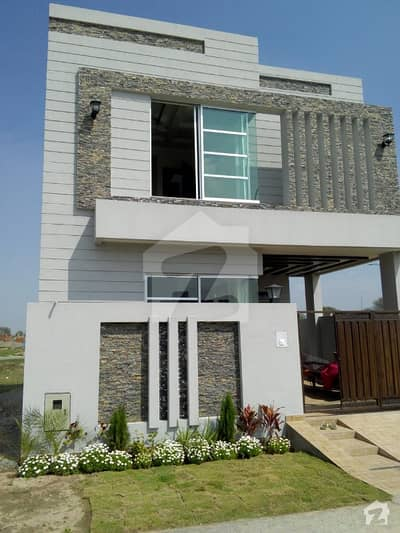 5 Marla Brand New Luxury Stylish Owner Build House For Sale In DHA 9 Town C Block