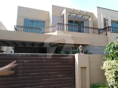 100  Original Picture Defence 10 Marla Luxury House For Rent Phase 5