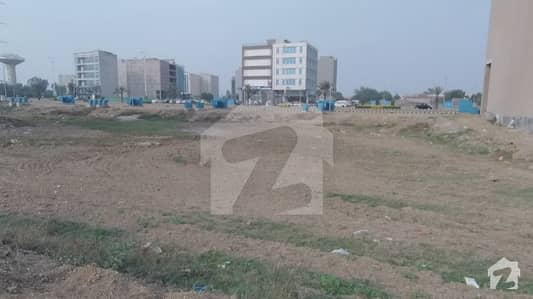DHA Lahore Phase 8 Broadway Block D - Plot For Sale
