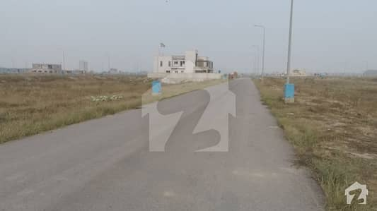 Dha Lahore Phase 8 Block T Plot Is Available For Sale