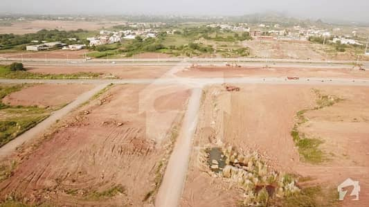 ghaurit town develop plot for sale in islamabad