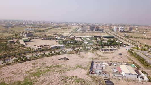 Ghauri Town 5 Marla Plot For Sale In Islamabad