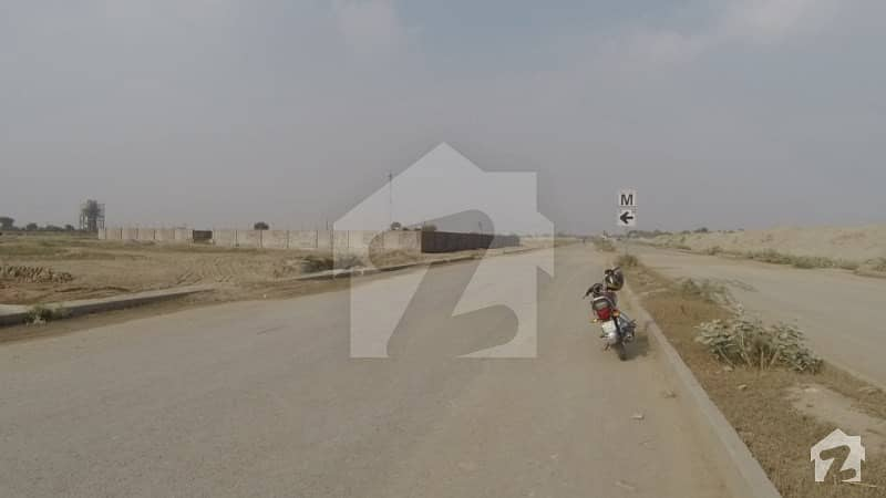 1 Kanal Residential Corner Plot #1246 For Sale In M Block Of DHA Phase 9 Prism Lahore