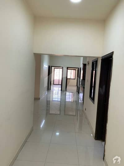 Flat For Rent With 3 Bed Dd Saima Jinnah Avenue