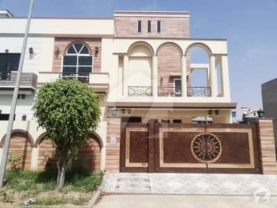 10 Marla Brand New House Is Available For Sale In Citi Housing Phase 1 Block A - Extension Gujranwala