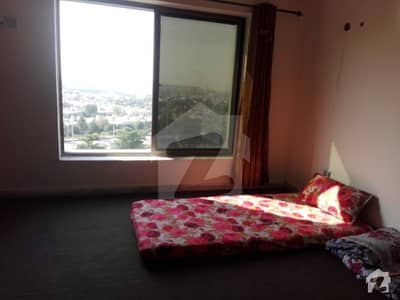 Semi Furnished Single Bed Flat Available On Sharing Basis