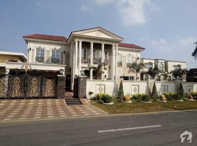 ڈی ایچ اے فیز 2 - بلاک کیو فیز 2 ڈیفنس (ڈی ایچ اے) لاہور میں 5 کمروں کا 2 کنال مکان 18 کروڑ میں برائے فروخت۔
