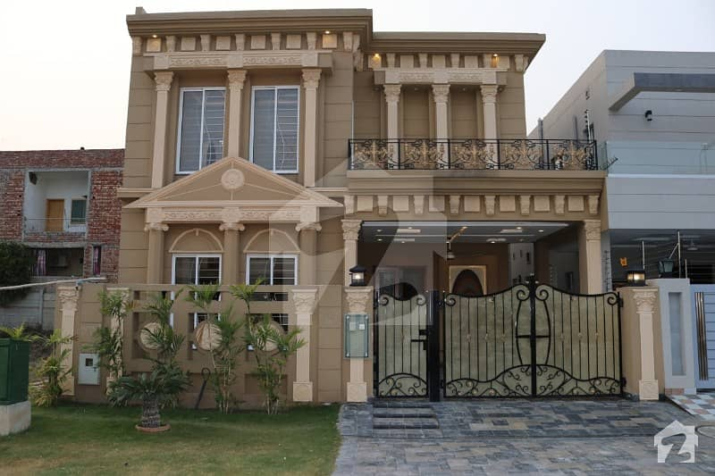 7 Marla Brand New Beautiful House For Sale At Beautiful Location Of Dha Phase 6