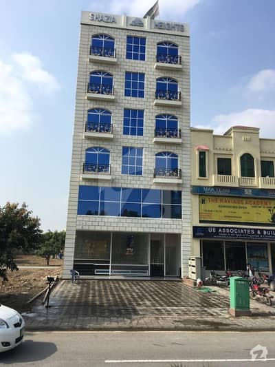 1 Bed Fully Furnished Apartment For Sale In Bahria Town Lahore Sector D