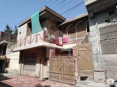 اقبال کالونی سرگودھا میں 6 مرلہ مکان 1.15 کروڑ میں برائے فروخت۔
