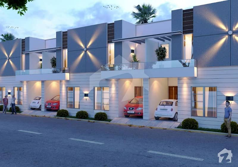 1 BED RESIDENTIAL APARTMENT FOR SALE IN PALM VILLAS ON EASY MONTHLY INSTALLMENT