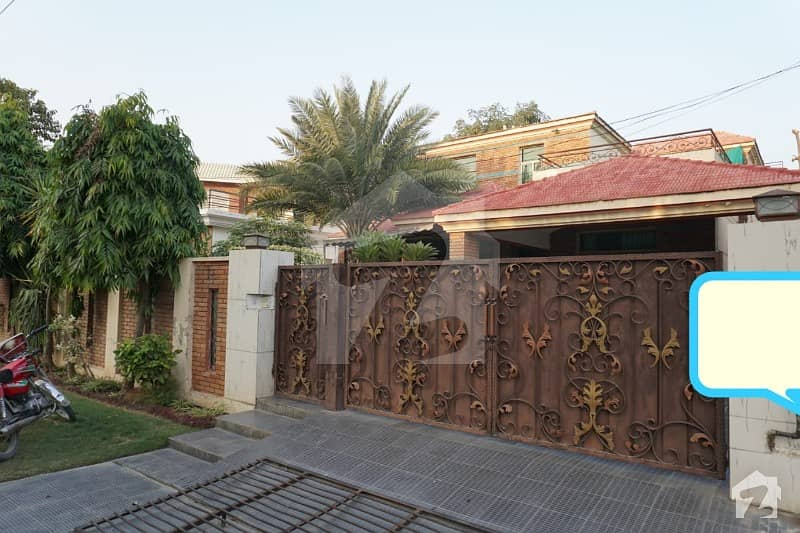 Al Habib Property Offers 1 Kanal Beautiful Old House For Sale In DHA Lahore Phase 1 Block M