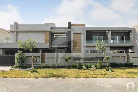 2 Kanal Brand New Full Basement Bungalow With Swimming Pool For Sale In Dha Phase 6
