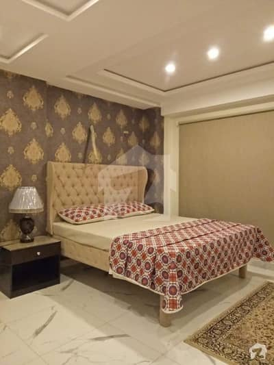 Facing Eiffel Furnished Apartment For Rent In Quaid Block