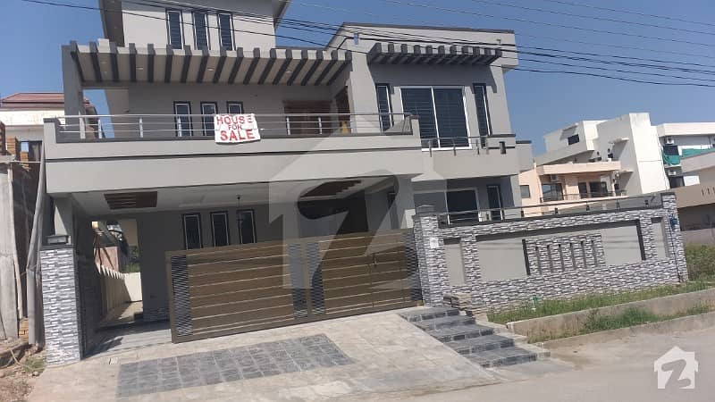 Brand New House For Sale At Prime Location