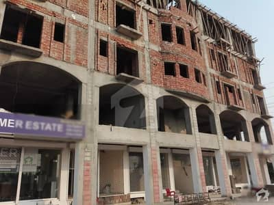 جوبلی ٹاؤن لاہور میں 1 کمرے کا 2 مرلہ فلیٹ 46.75 لاکھ میں برائے فروخت۔