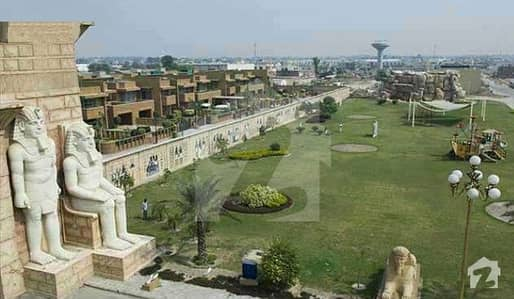 5 Marla Plot On Ground Possession Plot For Sale In Bahria Orchard Lahore