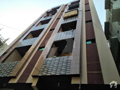 Ground Floor Flat # 141 for Sale - Upper Gizri Clifton Karachi
