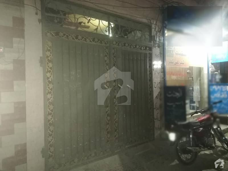 Semi Commercial House Is Available For Sale