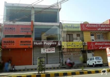 5 Lac Month Rental Commercial Building On 60ft Road For Sale