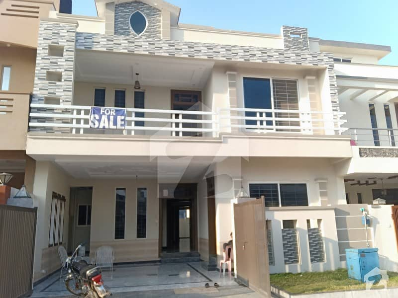 Brand New Double Storey House For Sale In Cbr Town Phase 1 Islamabad Type House