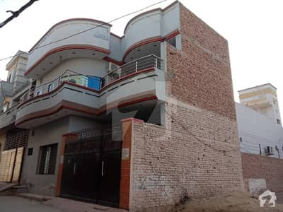 House Is Available For Sale In Jinnah Park
