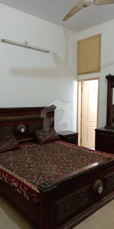 120 sq. yd 2 Bed D/D House For Rent at Kaneez Fatima Society.