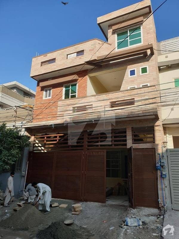 Brand New 5 Marla House For Rent At Hayatabad Phase 7 E5