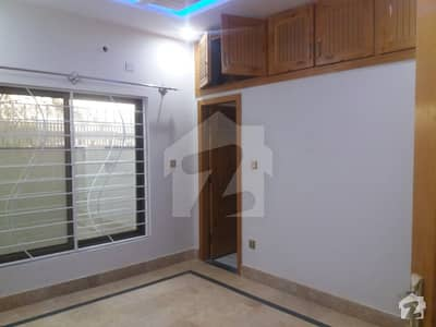 Upper portion is available for rent in F11 Islamabad