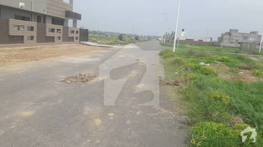 36 Marla Corner Plot 193 P Block Available For Sale In Dha Phase 8