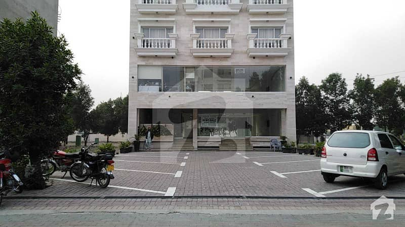 420 Sq Feet Brand New Fully Furnished Apartment For Rent In Bahria Town Lahore