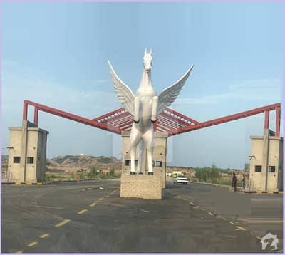 خائنال ھومز چکری روڈ راولپنڈی میں 5 مرلہ پلاٹ فائل 50 ہزار میں برائے فروخت۔