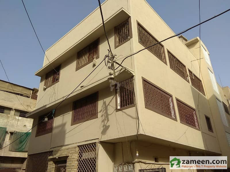 Newly Renovated Flat  Available For Sale At Very Reasonable Price