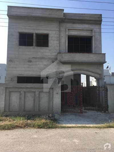 Dha Rahbar Phase Grey Structure House For Sale In Very Low Budgeted