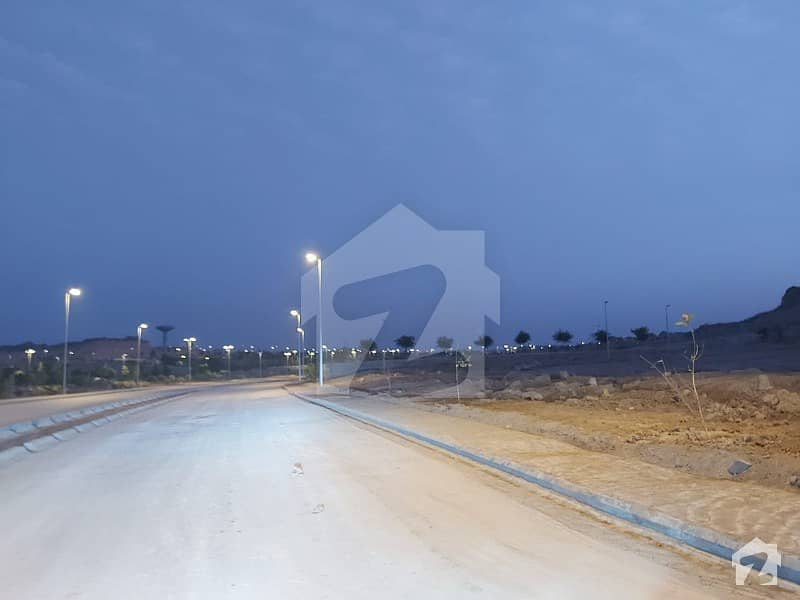 14 Marla South Face Corner Level Plot In Sector G DHA Phase 2