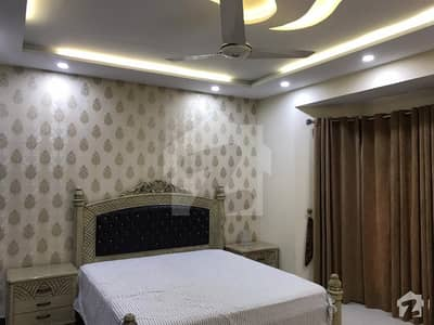 10 Marla slightly used house For Rent in Bahria Town Sector C