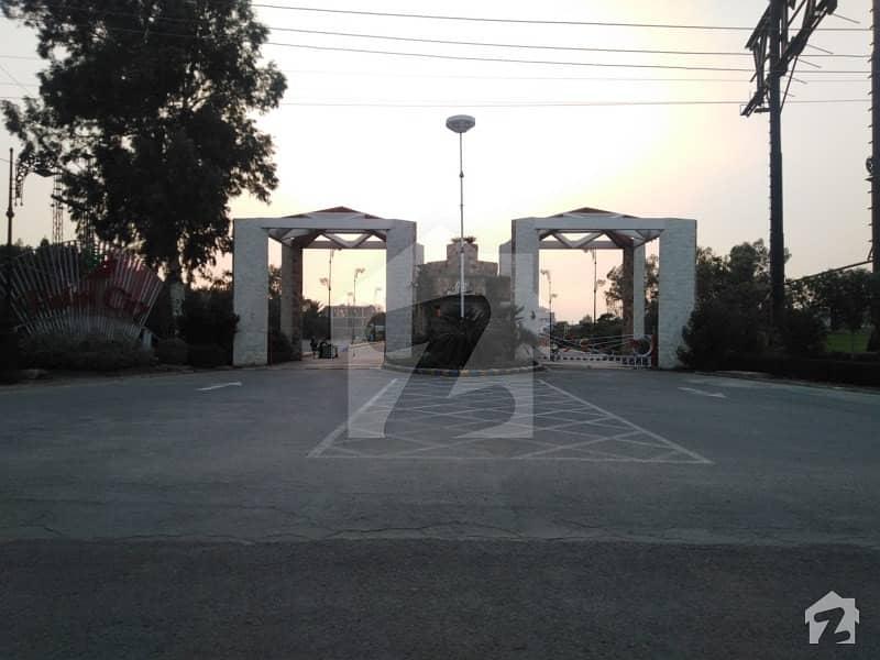پام سٹی فیروزپور روڈ لاہور میں 5 مرلہ رہائشی پلاٹ 37.5 لاکھ میں برائے فروخت۔