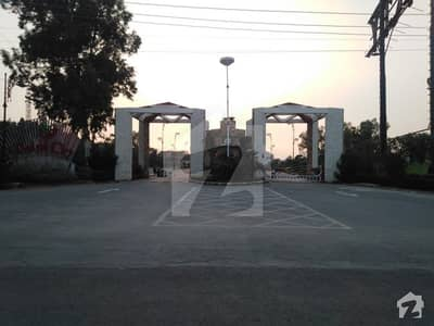 پام سٹی فیروزپور روڈ لاہور میں 10 مرلہ رہائشی پلاٹ 74 لاکھ میں برائے فروخت۔