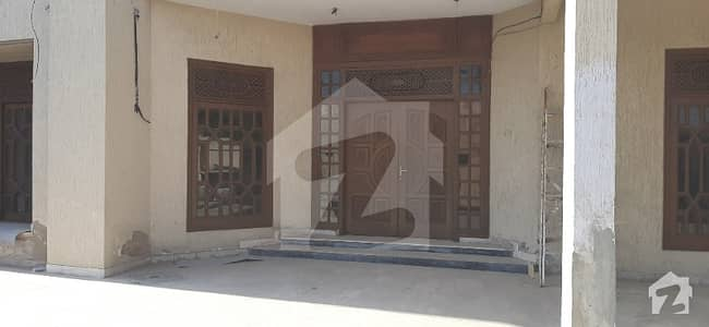 600 Sq Yards 3 Bed D/D Ground Portion For Rent At Phase 4 Dha Karachi